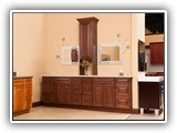 Charleston Saddle Vanity (soft-close doors & drawers are included)