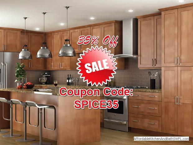 Kitchen Cabinet Sale!