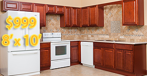 $999 for 8 x 10 Kitchen